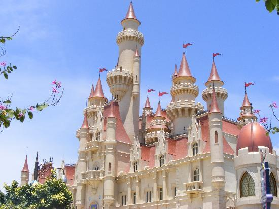 Shrek S Castle Picture Of Universal Studios Singapore