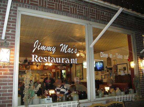 Restaurants Near Great Smoky Mountain Railroad