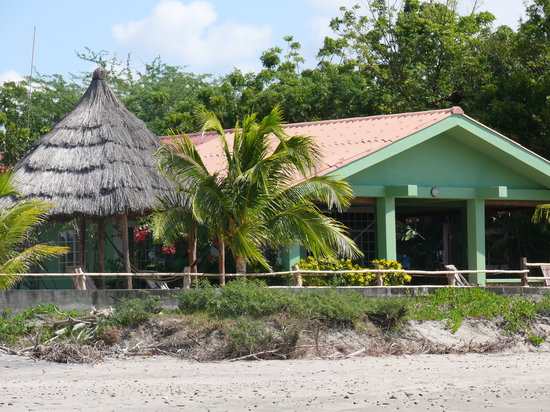 Popoyo Beach Lodge : The Lodge...