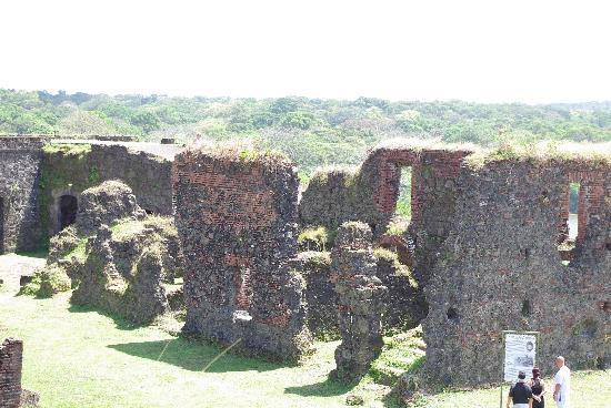 Крепость Сан-Лоренцо: Fort San Lorenzo
