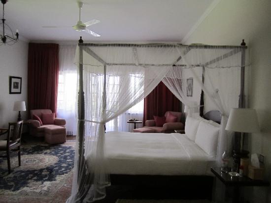 Ceylon Tea Trails - Relais & Chateaux : garden room