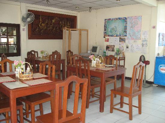 Sherwood House: Le restaurant