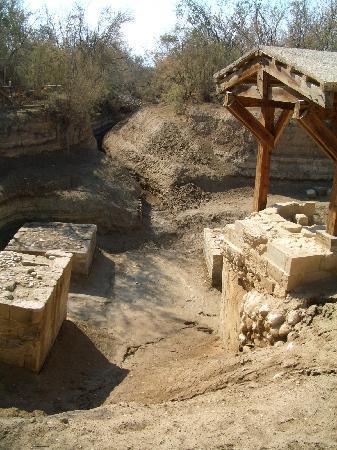 The Baptism Site Of Jesus Christ : Hier wurde angeblich Jesus getauft