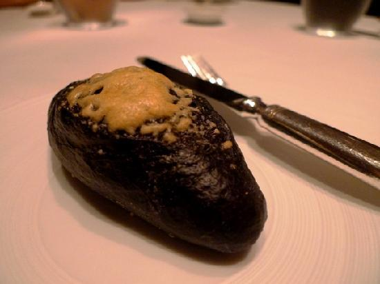 Lafite special bread -Squid ink bread