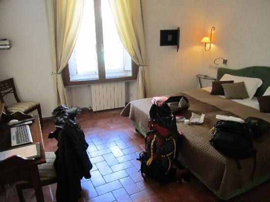B&B Tourist House Ghiberti: our room