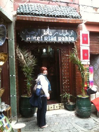 Riad Rahba Marrakech: hotel riad rahba