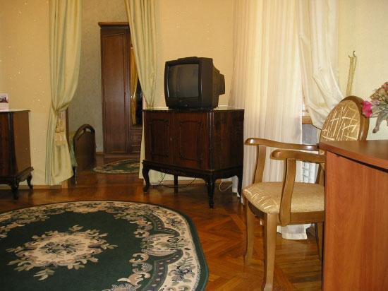 Black Sea Oktyabrskaya: room