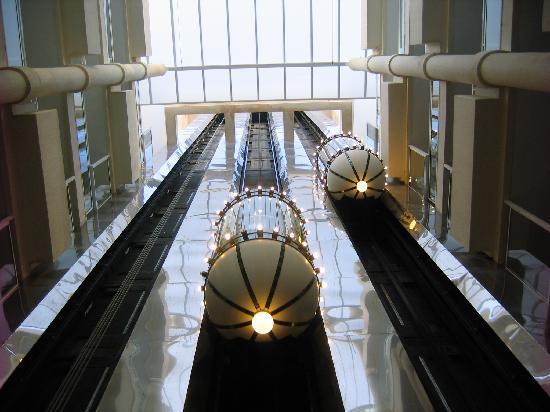 Taurito Princess: les fameux ascenseurs
