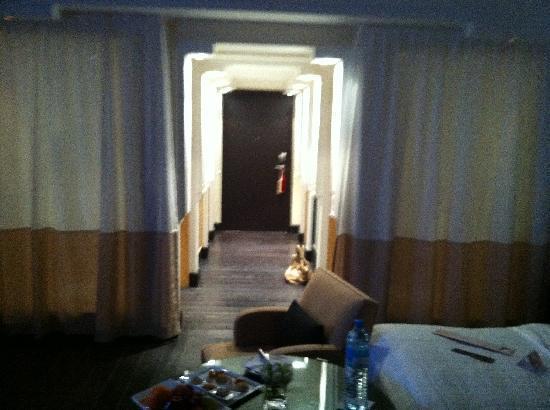 Hôtel & Ryads Barrière Le Naoura Marrakech : Room Entrance
