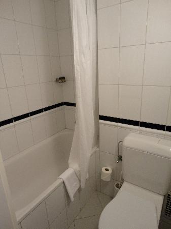 Hotel Seegarten: Shower
