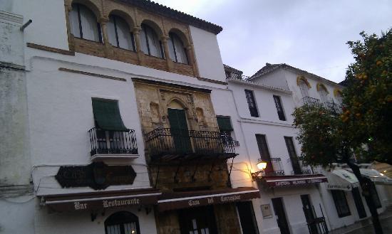 Marbella, Spain: Casa del Corregidor en Pl.de los naranjos