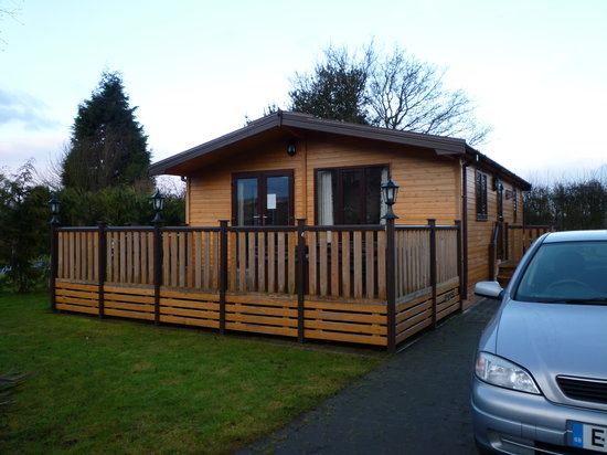 Hollybrook Park Lodges