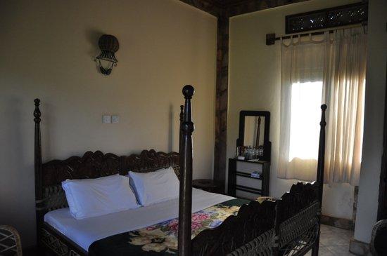 Silverback Lodge: Room #5