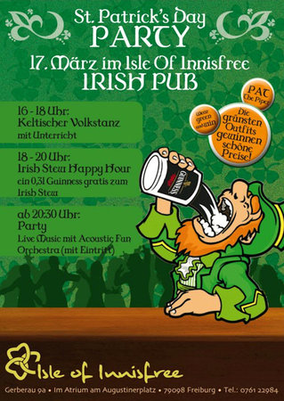 Isle of Innisfree Irish Pub