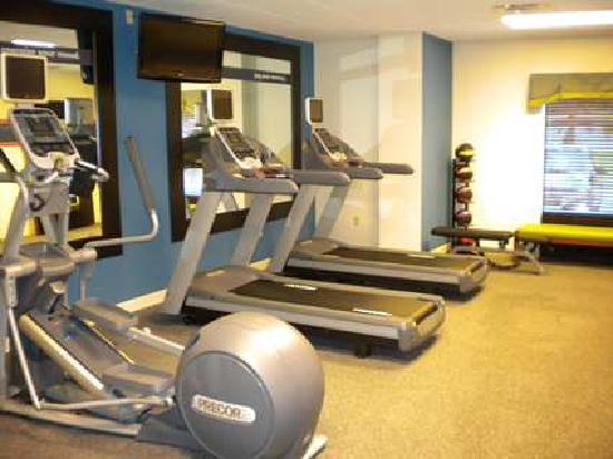 Hampton Inn Okeechobee - Lake Okeechobee: Fitness Center