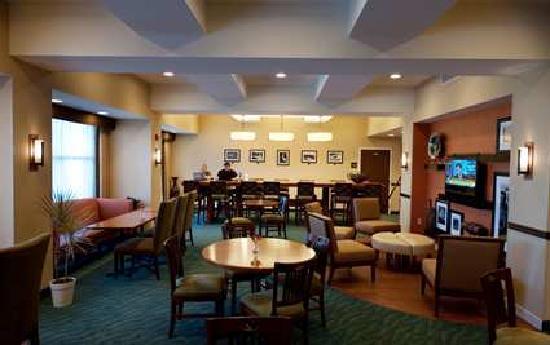 Hampton Inn Okeechobee - Lake Okeechobee: Lounge Area