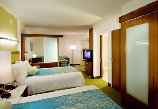 SpringHill Suites by Marriott Vero Beach: Guestroom