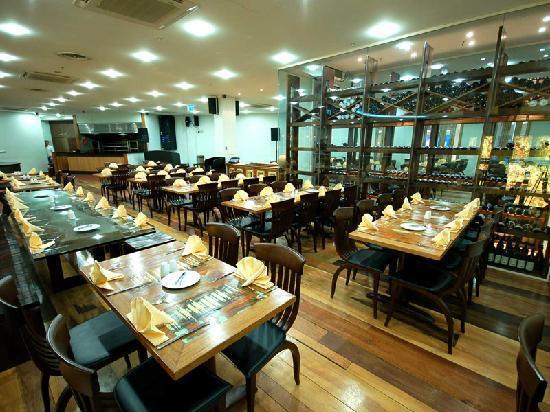 Rodizio Rico The O2 London Greenwich Restaurant