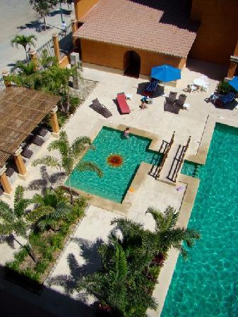 Marina Park Plaza Huatulco: Kiddie's Pool