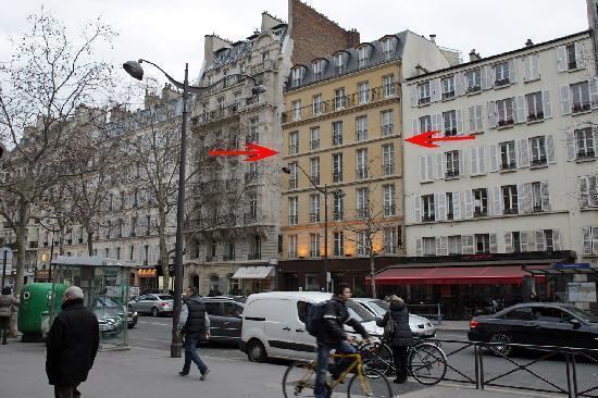 Hotel Le Walt Picture Of Hotel Le Walt Paris Tripadvisor