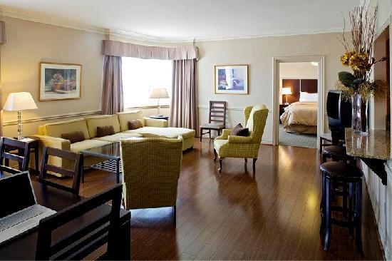 Quality Suites: Exclusive Penthouse Suite