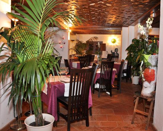 Restaurante Estrellas de San Nicolas: appercue en general