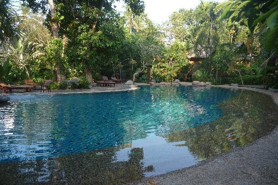 Somkiet Buri Resort: Piscine hotel