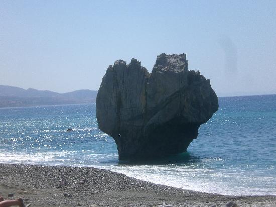 Preveli Beach: mare