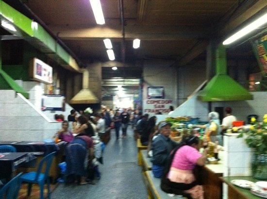 Guatemala City, Guatemala: Mercado Central