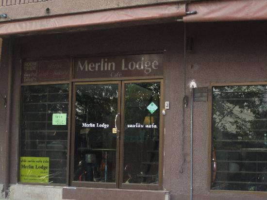 Merlin Lodge: Entrance