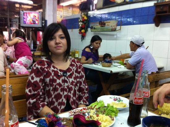 Eating@Mercado Central