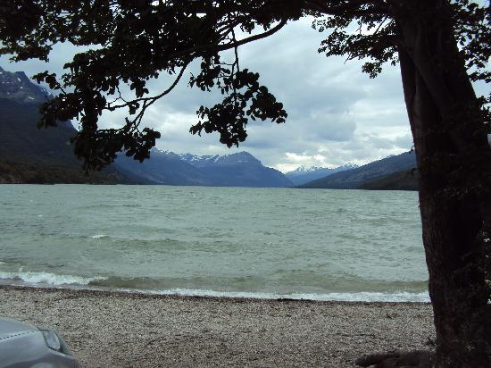 Ushuaia, Argentina: Lago Roca -Parque Nacional-