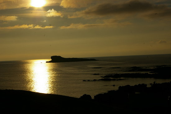 Ferryland sunrise