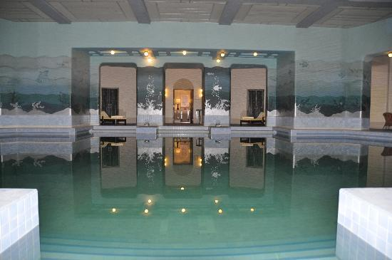 piscine sous sol photo de umaid bhawan palace jodhpur. Black Bedroom Furniture Sets. Home Design Ideas