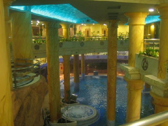 Apartamentos Marina d'Or: balneario