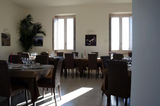 Hotel Feudo Vagliasindi: Restaurant