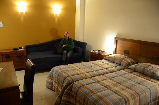 Randazzo, Italia: Zimmer