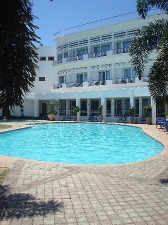 Hotel Cardoso : pool view