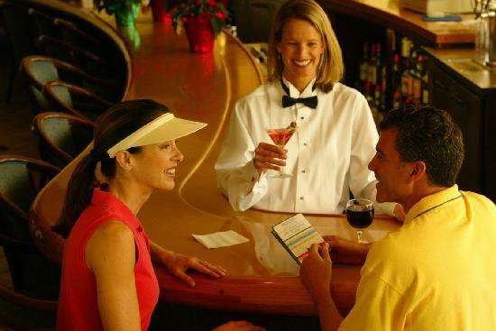 Enjoy our Restaurant & Loung at Hollywood Beach Golf Resort