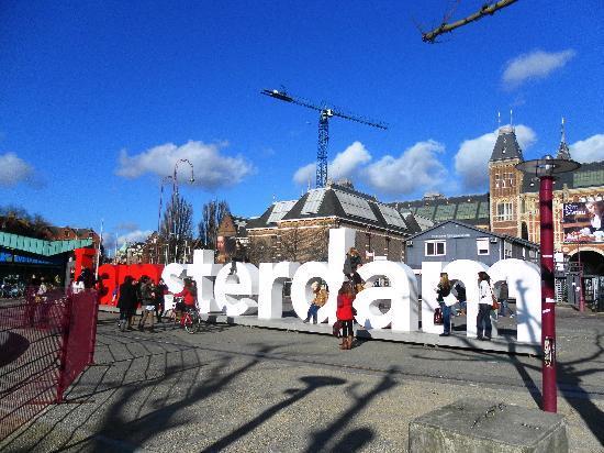 Амстердам, Нидерланды: Awesome Amsterdam