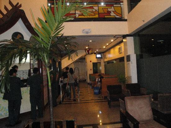 Shogun Suite Hotel: shogun lobby
