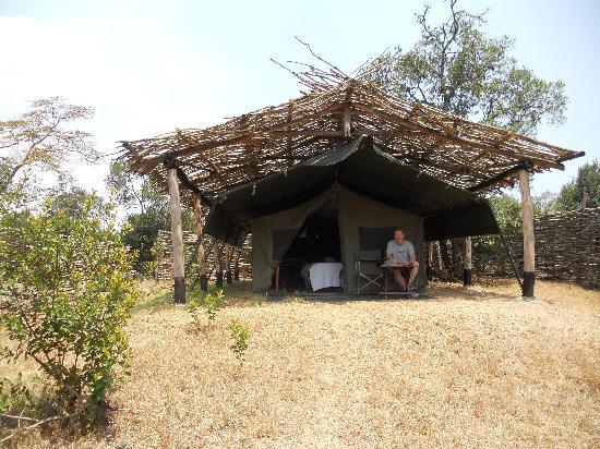 Ol Pejeta Bush Camp, Asilia Africa: Ol pejeta luxury tent