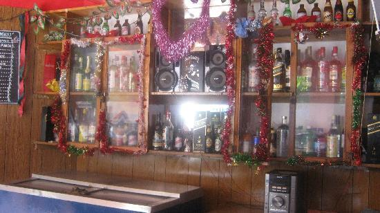 Hotel Gloriana & Spa: Bar