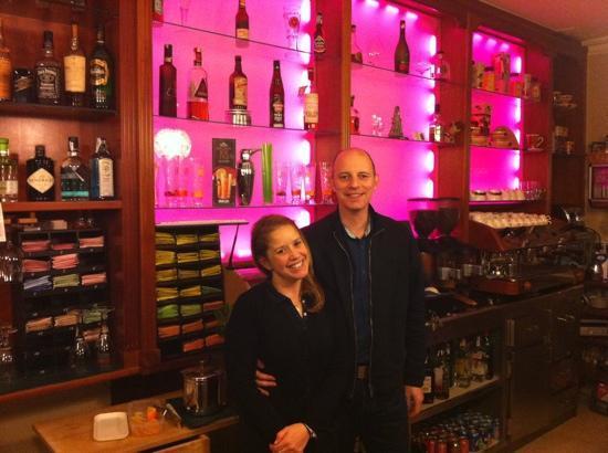 Hotel Arce: fantástica cafetería