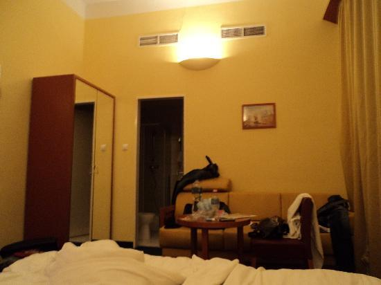 Alfa Hotel Fiesta: camera