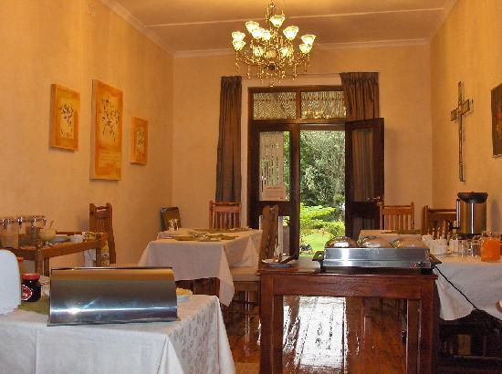 Homeleigh Halt Guest House : Dining Room