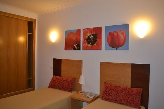 Hotel Aqua-mar: cuarto