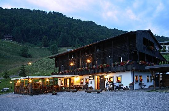 Riglarhaus Lateis di Sauris