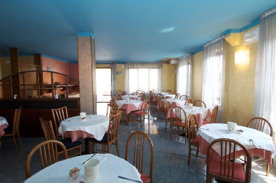 Hotel Ducale : la sala colazioni