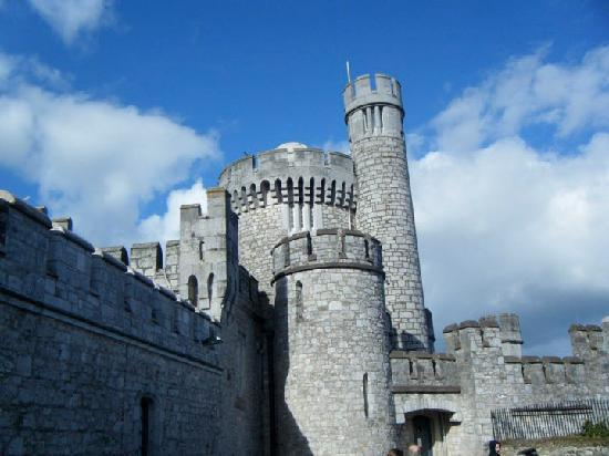 CIT Blackrock Castle Observatory: The observatory/castle!